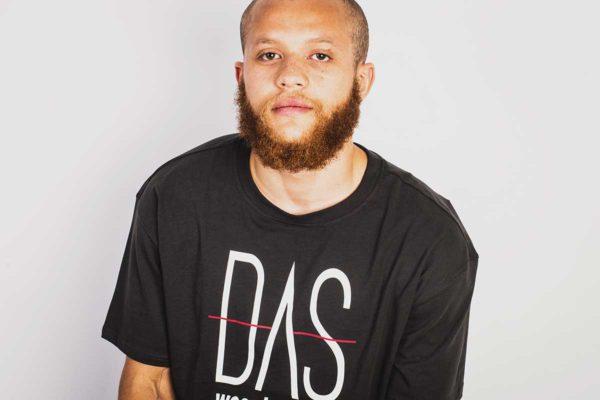 Dead Artist Society model: DAS -Wear in Peace (WIP) Black, our Logo our slogan!