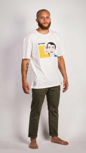 Dead Artist Society model: Roy, Tributing the great Roy Lichtenstein
